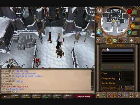 Runescape - dungeoneering review