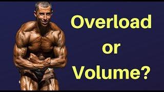 Is Progressive Overload more Important than Volume? - Brian Minor