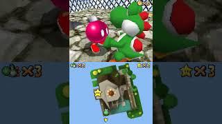 Super Mario 64 DS Speedrun Practice part 6