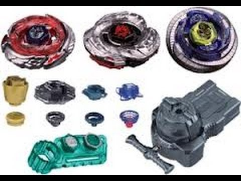 Metal Fight Beyblade 4D: BB-121 Ultimate DX Set Unboxing