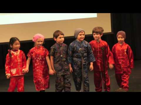 Germantown Academy Chinese New Year Celebration