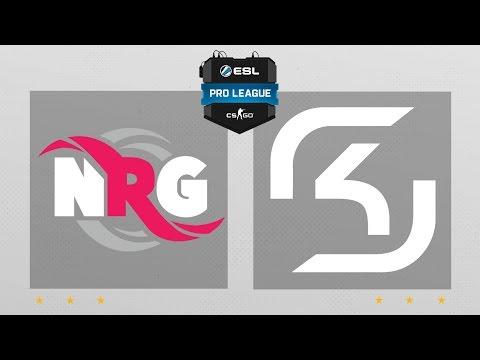 CS:GO - NRG vs. SK [Train] Map 1 - ESL Pro League Season 5 - NA Matchday 29