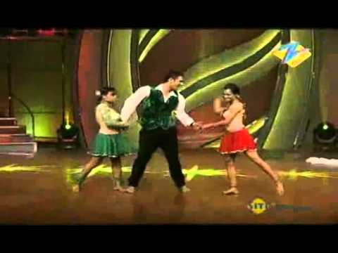 Dance Ke Superstars April 15 '11 - Puneet, Kruti &amp; Amrita