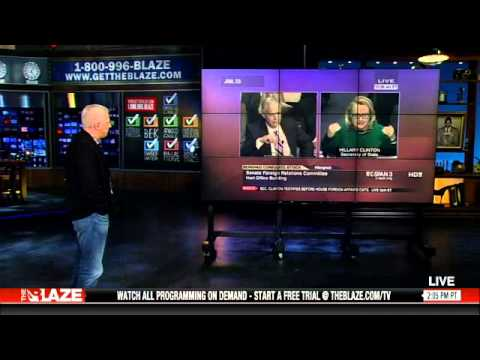 Glenn Beck - The Benghazi Hearings