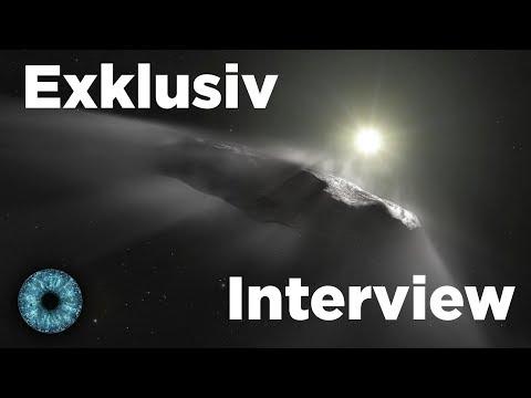 Havard-Professor: Wir sind nicht allein! - Exklusivinterview zu Oumuamua und Aliens
