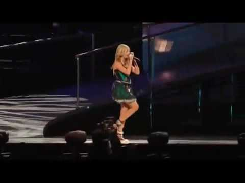 Ashley Tisdale - We ll Be Together (Live High Quality)