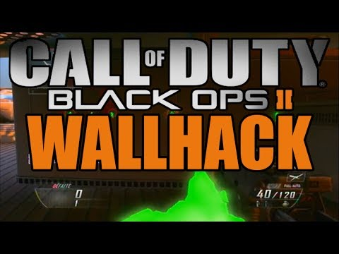 [PS3/PREVIEW] Black Ops 2 Wallhack by D3CHIRURE!