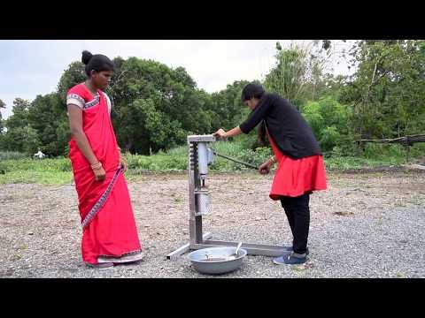 Manual Briquetting Machine - SK Engineers