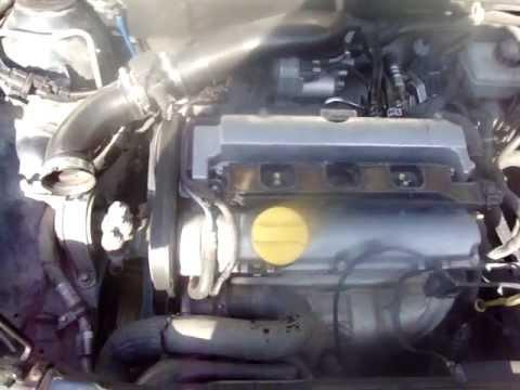 Astra 2002 1 8 16 Valv Reparado Fuera De Tiempo Youtube