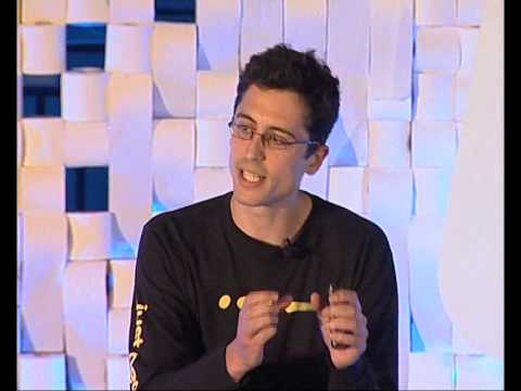 What's Better Than Perfect?: Simon Cohen at TEDxDanubia 2010
