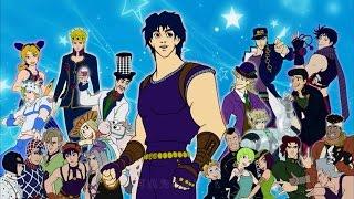 [ENGLISH SUBTITLES] JoJo's Bizarre Adventure - One Cartoonist's Dream 【ver HEROES】(Disney Medley)