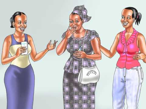 Communicating about Microbicides with Women in Mind: Bridal Shower - Swahili