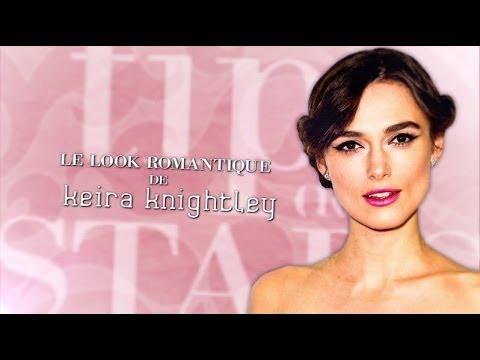 Tips de stars - Le look romantique de Keira Knightley