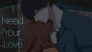 Ao Haru Ride [AMV] Kou x Futaba - I Need Your Love