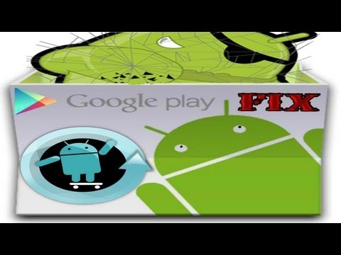 How to Install the Google Play Store for Android & CyanogenMod. The Play Store Fix V5.0.32