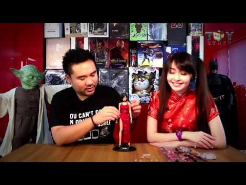 Toy Stuff Show : EP 47 Hot Toys : Biohazard 4 HD - Ada Wong