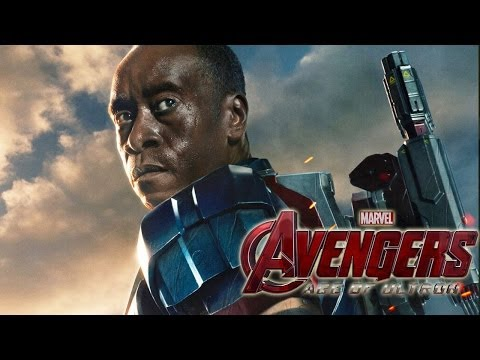 Don Cheadle Confirmed For AVENGERS: AGE OF ULTRON