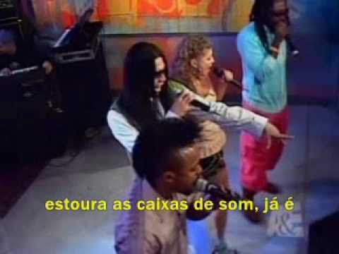 Pump It - Black Eyed Peas (legendado E Ao Vivo) video