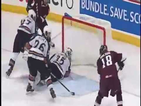 AHL: Manitoba Moose vs Hershey Bears 6/2/09 Game 2 Video