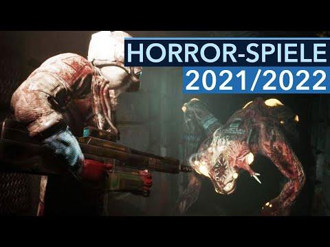 13 neue Spiele für Fans von Dead Space, Resi und Co. - Horror-Games für 2021 und 2022