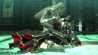 Balder Bids Farewell to His Dying Lover Rosa (Bayonetta 2 | Sexy Witch)