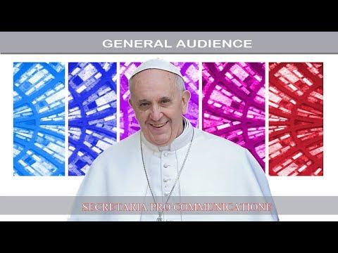 13.12.2017 - Udienza Generale