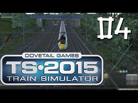 Train Simulator 2015 #4 Karriere im Hitachi 801 Zug Simulation HD Lets Play deutsch