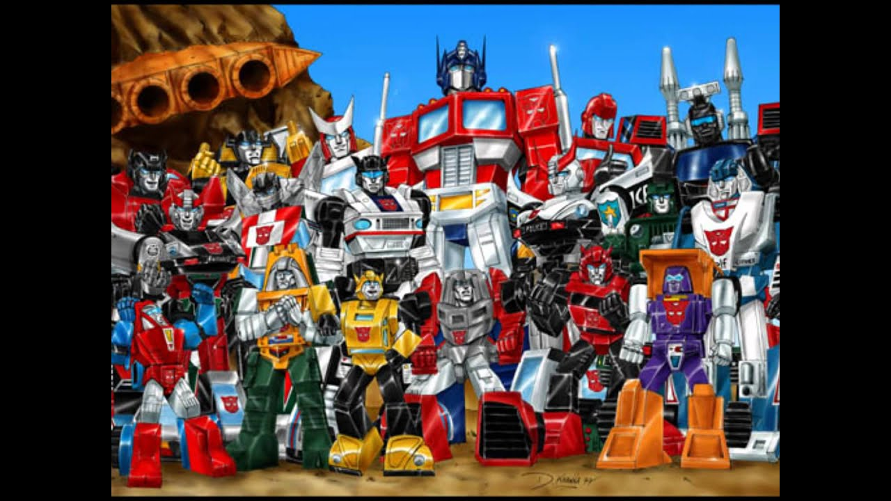 Classic Film Review  Transformers The Movie  1986