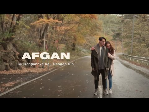 Afgan - Ku Dengannya Kau Dengan Dia | Official Audio Clip