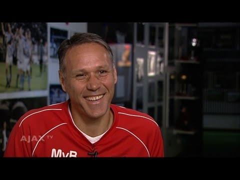 Van Basten over Ajax - AC Milan