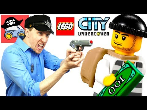 LEGO City My City 2 — New Classic Police Update feat.