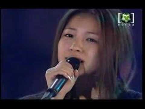 BoA - Waiting  performance on V-Korea