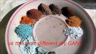 Mixing different GANS For Plasma Batteries - Alekz Beads - Keshe Free Energy Technology