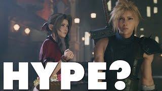 Final Fantasy VII Remake - I Have My Concerns (OMGH)