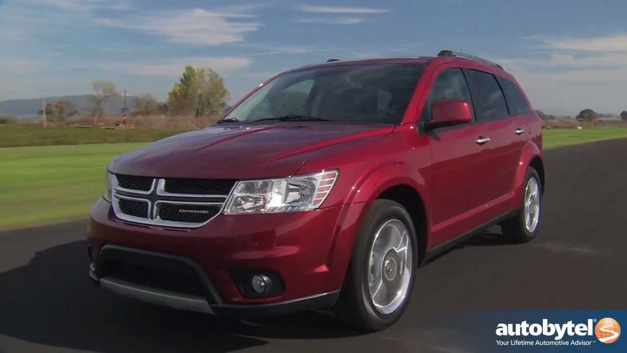 dodge journey test drive crossover suv review youtube