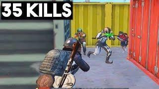 MY NEW RECORD!!! | 35 KILLS SOLO vs SQUADS | PUBG Mobile 🐼