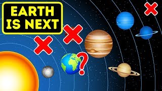 Mars And Pluto Are Gone... Earth Is Next?