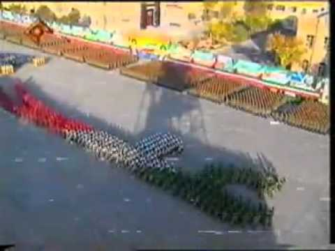 Iranian Military Parade - Death to America and Israel