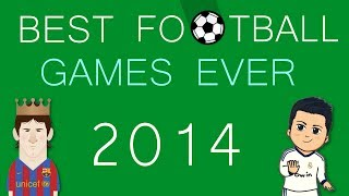 Best Football/Soccer Games  2014 (iPhone, iPod, iPad)