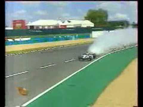 Formula 1 - 1998 - France - Toranosuke Takagi.