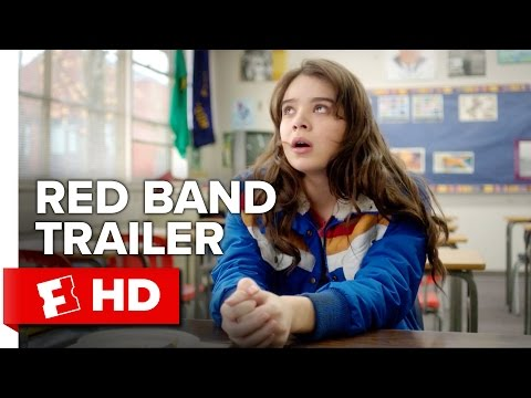 The Edge of Seventeen Official Red Band Trailer 1 (2016) - Woody Harrelson Movie