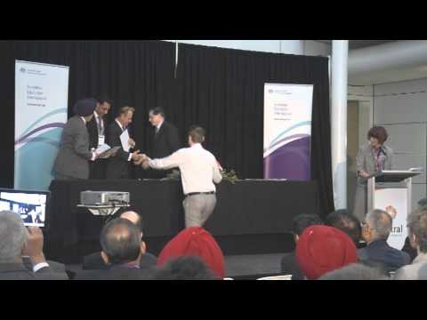 3. Australia India Skills Council 2012 - Signing of MoUs
