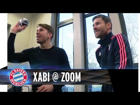Xabi Alonso - Questions + Basketball