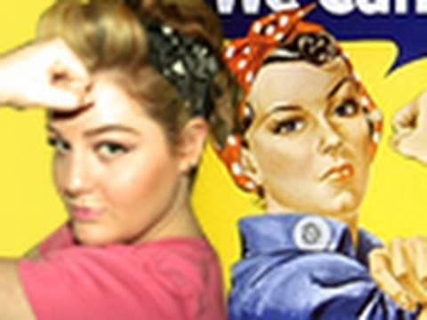 Rosie The Riveter 2010