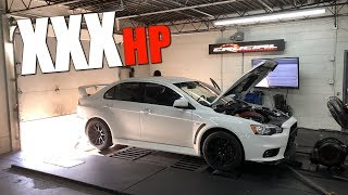 FINALLY Getting the EVO X Tuned!!