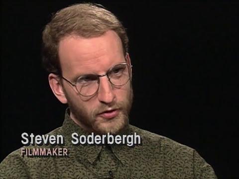 Steven Soderbergh interview on Charlie Rose (1992)