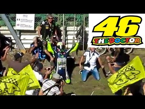 Valentino Rossi - Misano 2014 - Race and Victory