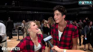 What Kind of Student is Milo Manheim? 'DWTS' Partner Witney Carson Spills!
