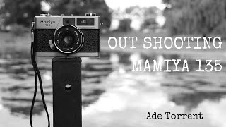 Out Shooting The Mamiya135 | Confronted For Taking Photos In Park