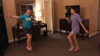 Breaking free: Choreography and singing 🎤 by B.B. twins